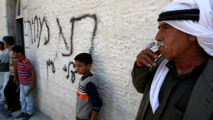 Двух израильских подростков обвиняют в расистских нападениях на палестинцев