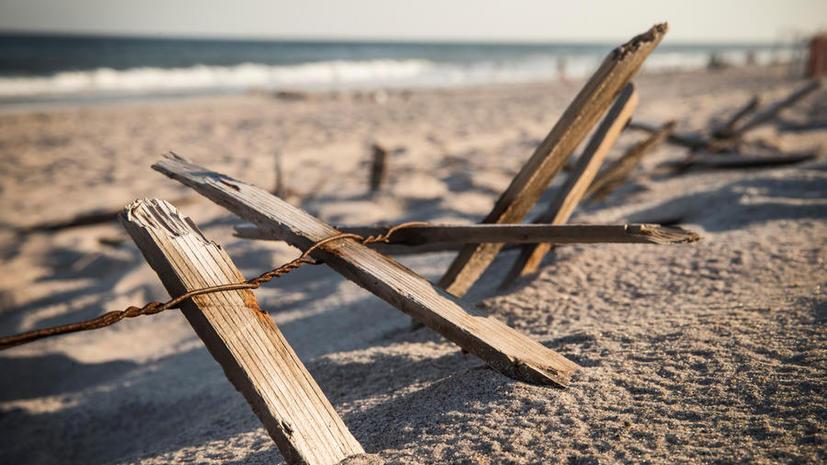6-летний американец чудом выжил, проведя 3 часа под толщей песка