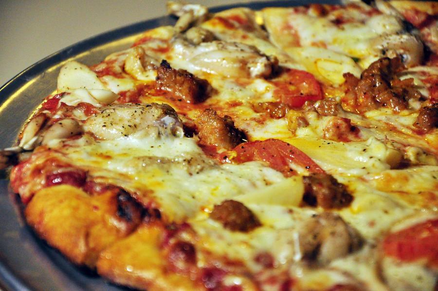 Военные разработки США: пицца сроком годности три года