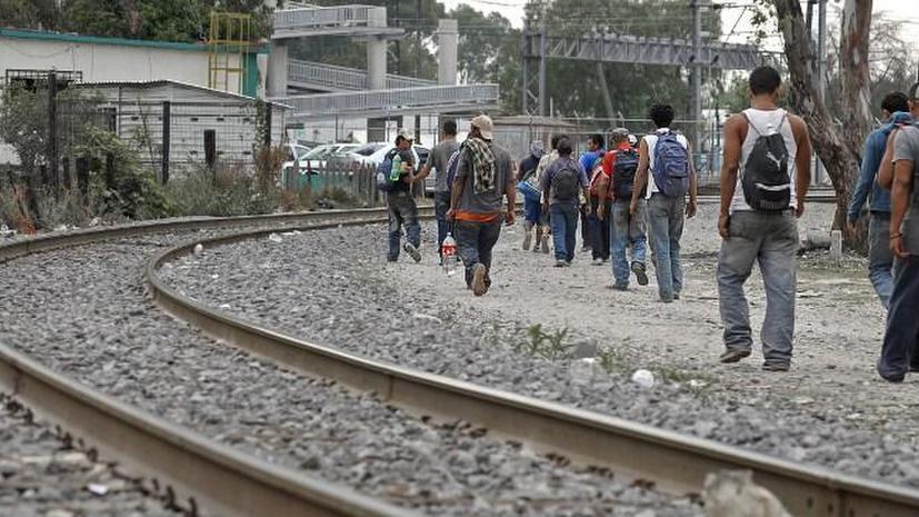 Мексиканские полицейские освободили из плена 73 человека