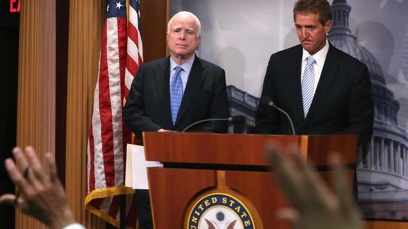 Джон Маккейн: Барака Обаму будут судить за бессмысленную гибель украинцев