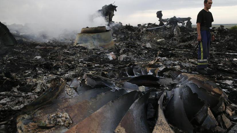 МАК: Необходимо передать «чёрные ящики» разбившегося Boeing Международной комиссии