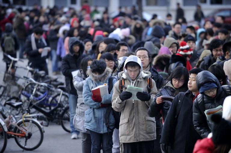 Китайские журналисты потребовали отменить цензуру