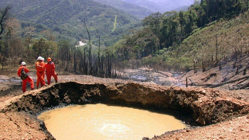 Экология дороже денег: служители церкви в США не разрешили проводить газопровод по монастырским землям
