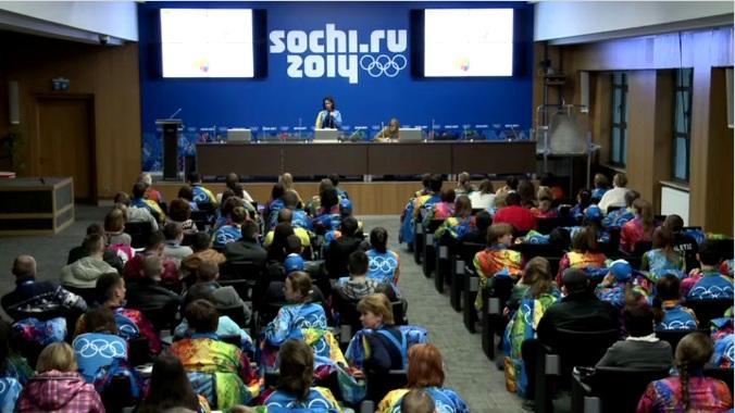 В Сочи открылся медиацентр «Горки»