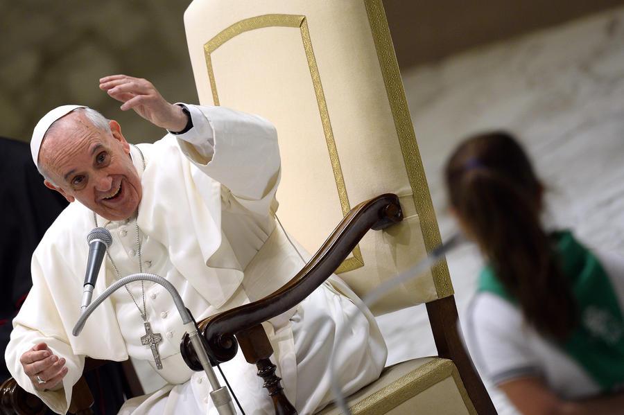 Папа Франциск: В администрации Ватикана есть гей-лобби