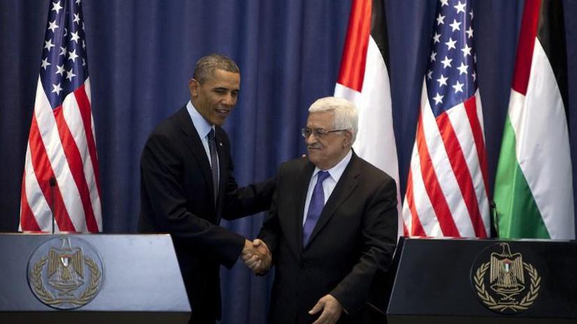 Барак Обама подтвердил, что США поддерживают создание независимой Палестины