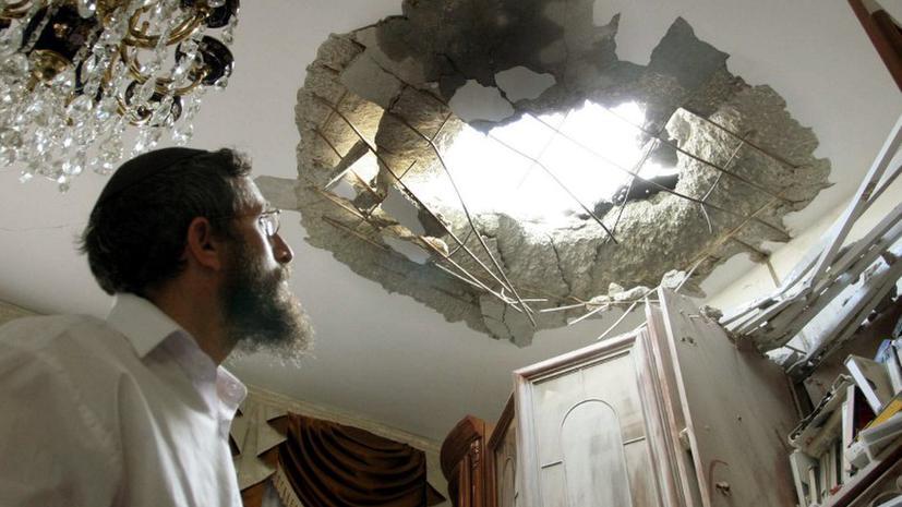 На границе Израиля и сектора Газа жизнь измеряется в секундах