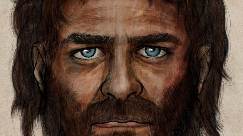 Семь тысяч лет назад европейцы были смуглыми и голубоглазыми