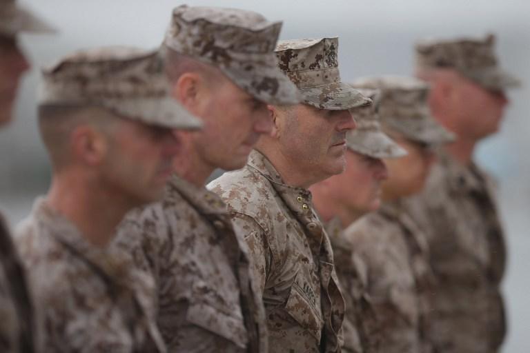 Мужчина, открывший беспорядочную стрельбу в Техасе, оказался морским пехотинцем