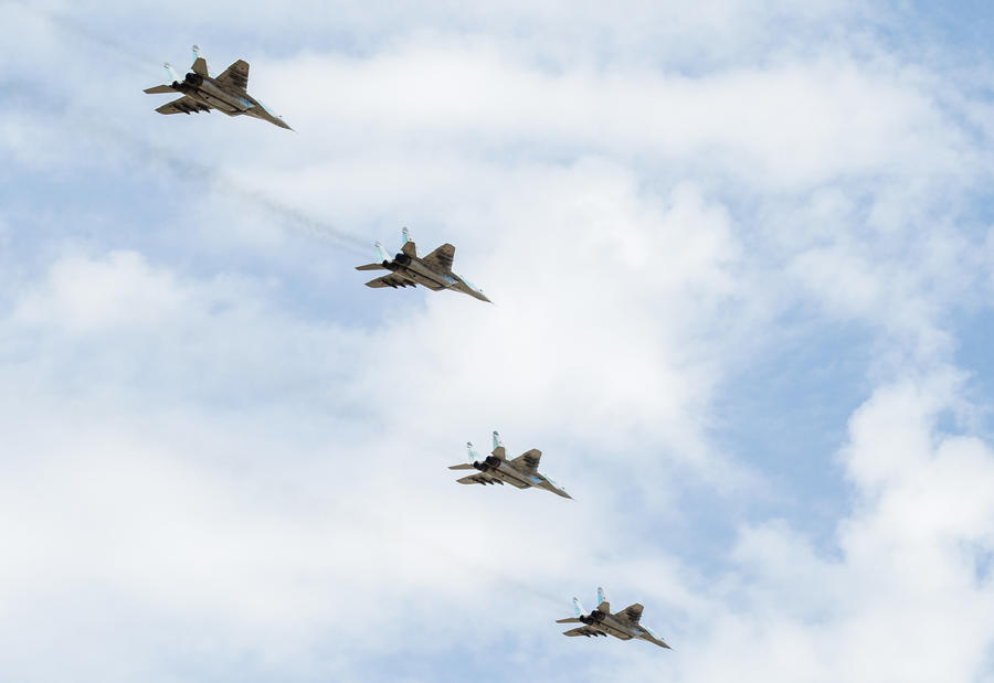Итальянские СМИ: Авиация США не готова к встрече с российскими ПВО