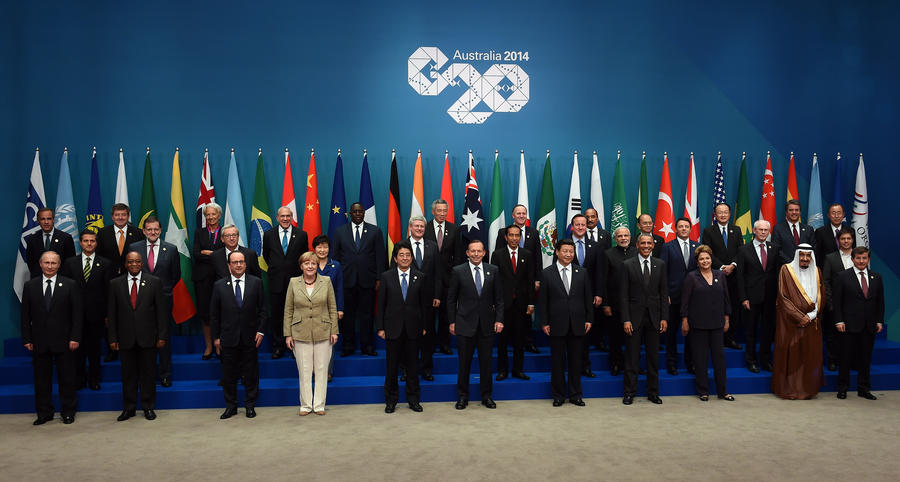 Лидеры G20 сделали совместное заявление по лихорадке Эбола
