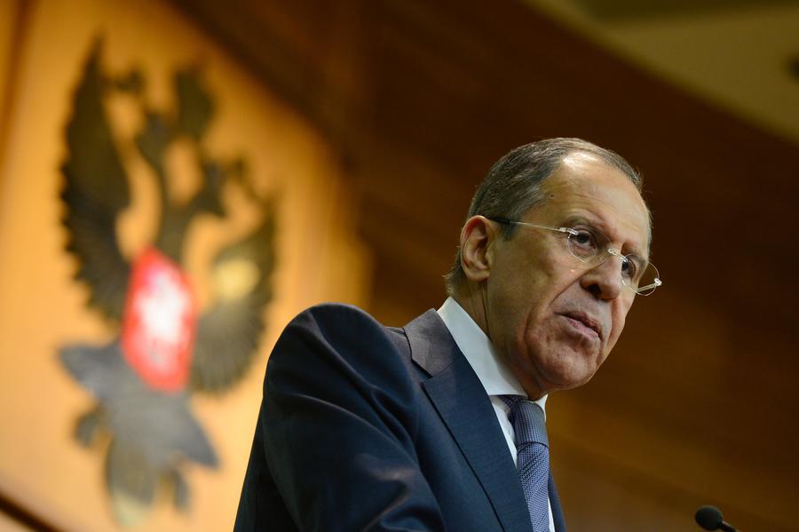 Сергей Лавров: Керченский пролив больше не может быть предметом переговоров с Украиной