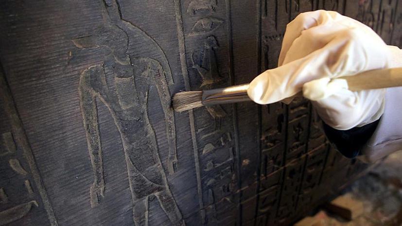 Руководитель экспедиции российских учёных в Египте Галина Белова рассказала RT об открытии в Мемфисе