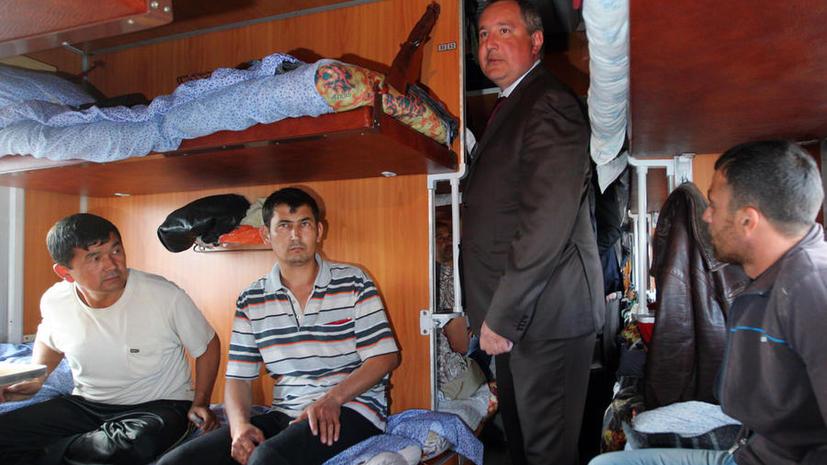 ФСБ предложила Минтрансу остановить железнодорожное сообщение с Таджикистаном