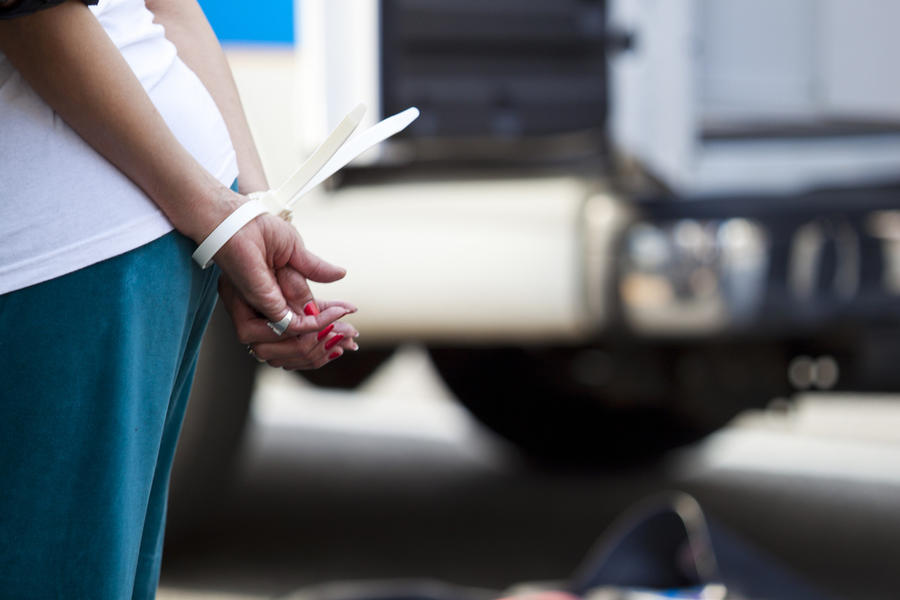 За вождение в нетрезвом виде американка села в тюрьму пожизненно