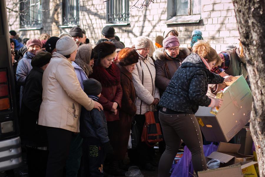 Немецкие СМИ: Депутаты бундестага разозлили Киев гуманитарной помощью Донбассу