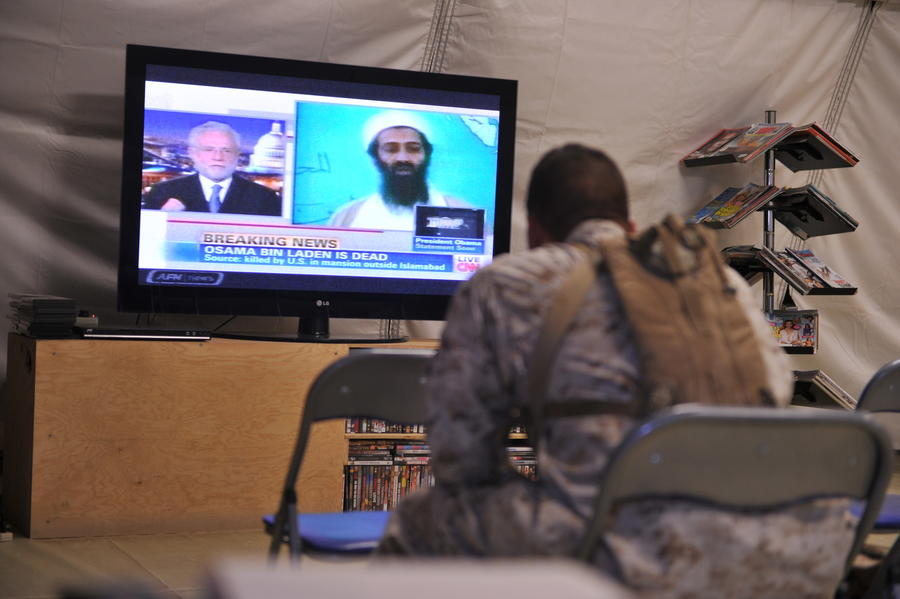 Американские спецназовцы соревнуются за право быть убийцей Усамы бен Ладена
