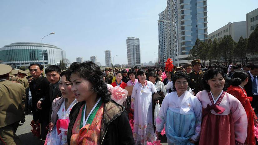 В Пхеньяне пройдёт международный женский марш в поддержку воссоединения двух Корей