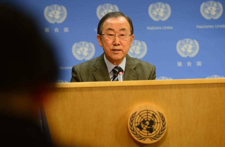 ООН отозвала приглашение Ирану участвовать в конференции по Сирии «Женева-2»