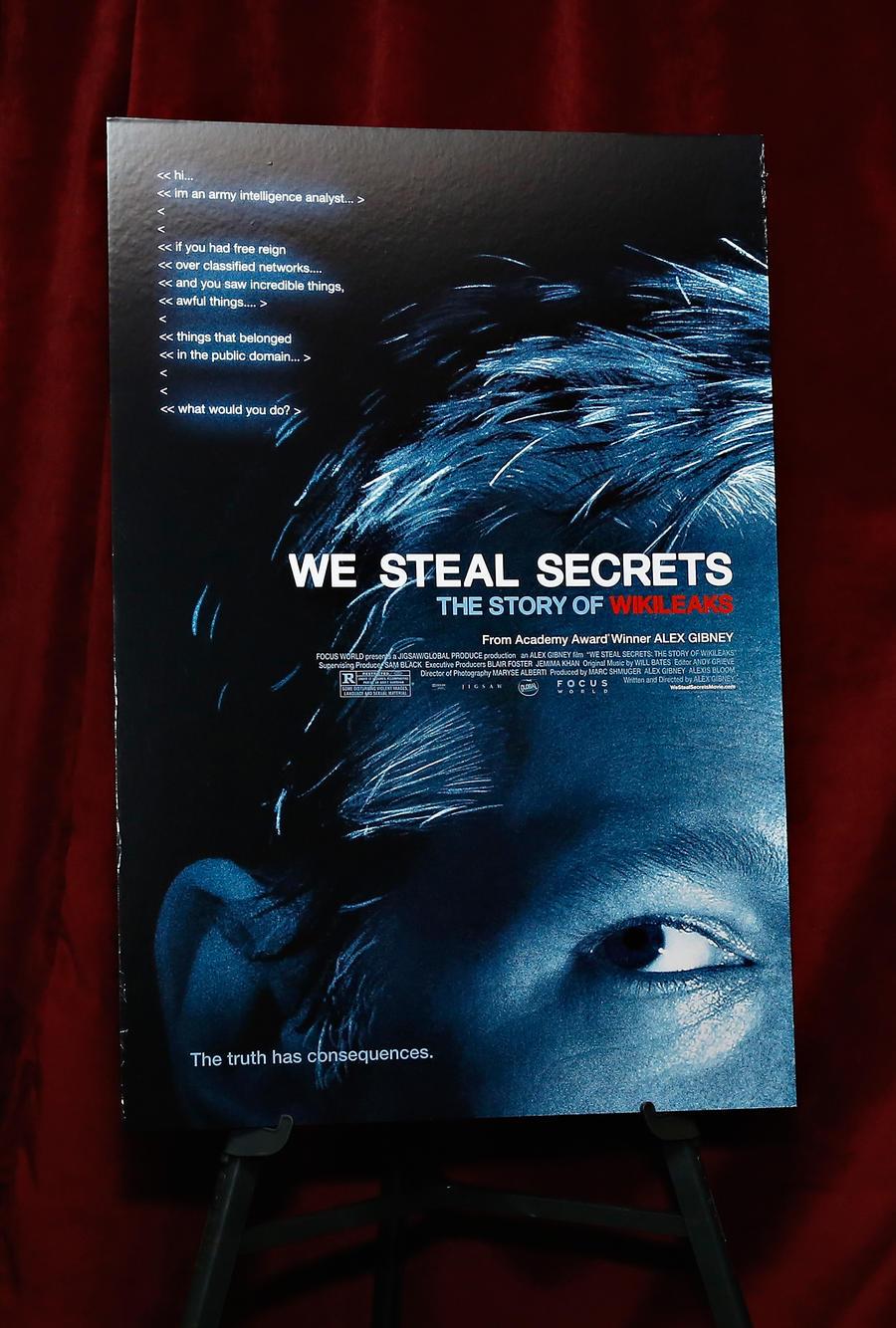 Фильм о создателе WikiLeaks Джулиане Ассанже провалился в прокате