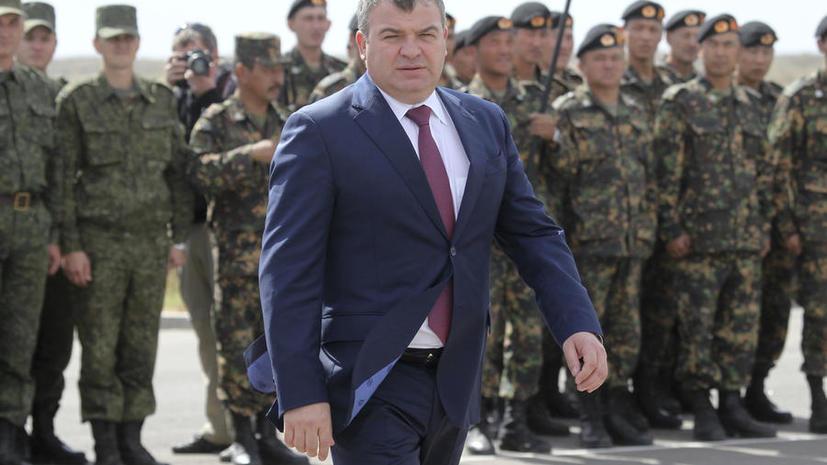 Анатолий Сердюков амнистирован, уголовное дело в отношении него закрыто
