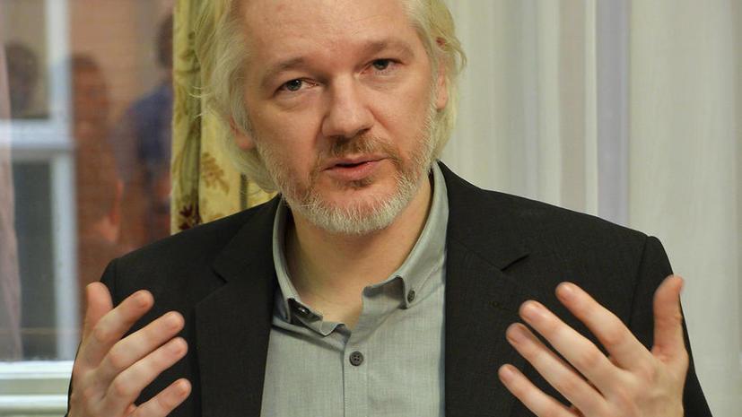 Джулиан Ассанж рассказал, почему посоветовал Эдварду Сноудену искать убежища в России
