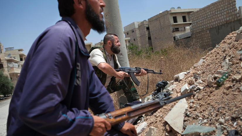 Сирийские исламисты убили католического монаха, защищавшего мирных жителей