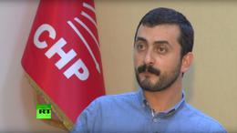 Реджеп Тайип Эрдоган обвинил в предательстве депутата парламента Турции после интервью RT