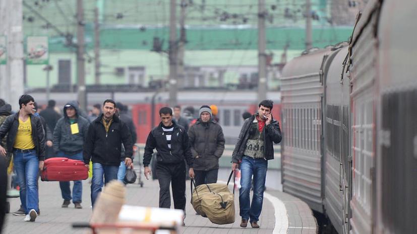 Для подмосковных и московских нелегалов создадут единый центр временного содержания