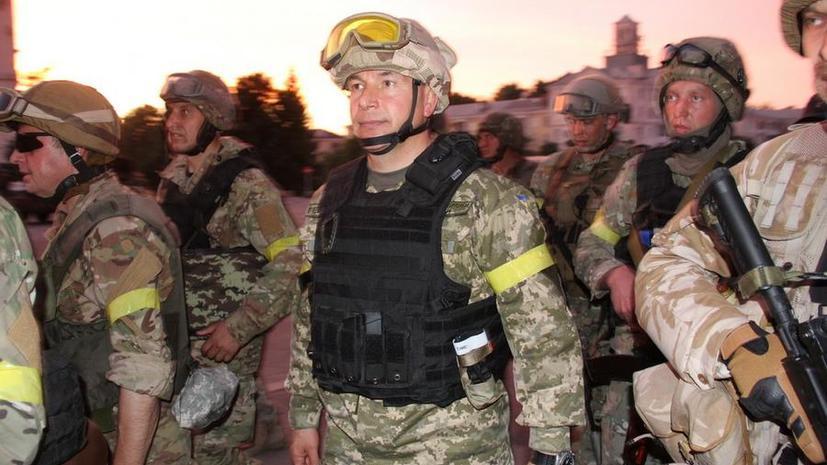 Минобороны РФ предложило главе военного ведомства Украины ознакомиться с постулатами Ленина