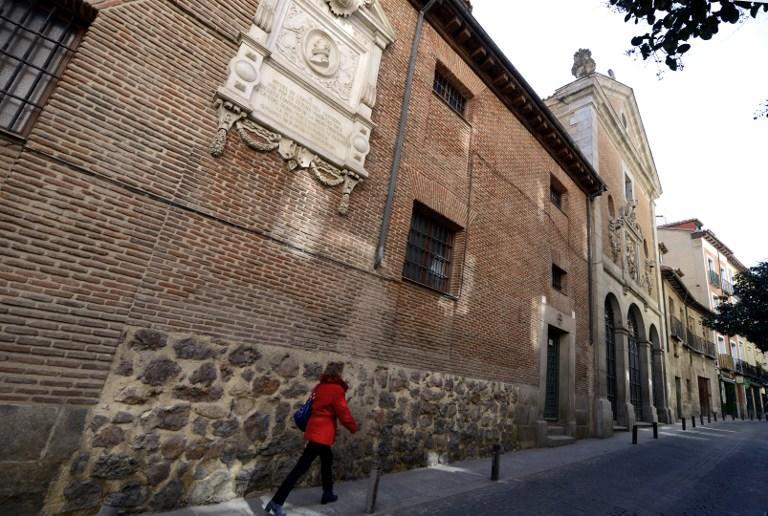 Испанский учёный начал поиски могилы автора «Дон Кихота» в центре Мадрида