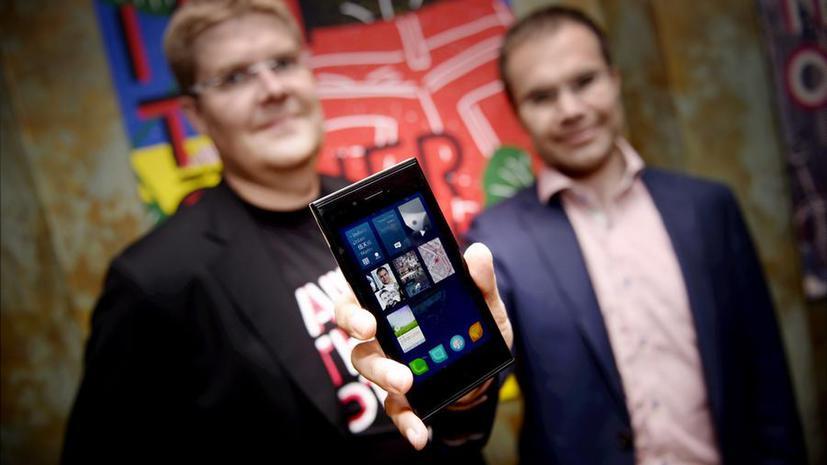 Бывшие сотрудники Nokia представили смартфон-«спасательную шлюпку»