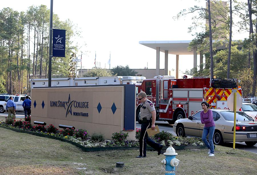 Стрельба в техасском колледже накалит страсти вокруг закона об оружии