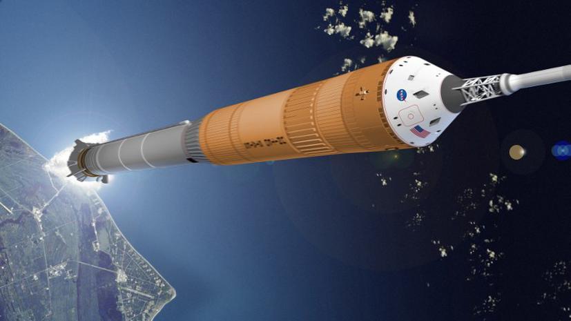 Американцы планируют отправить на Марс 80 тысяч человек