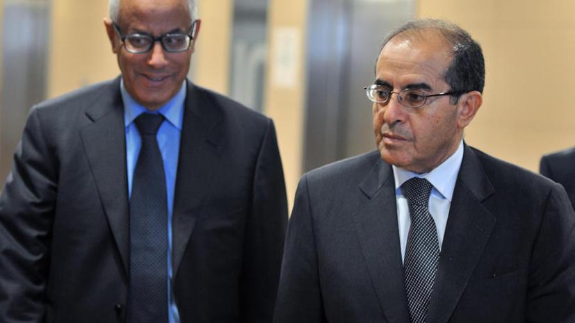 СМИ: Вооружённые люди похитили премьер-министра Ливии