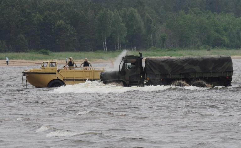 Тысячи военных НАТО высадятся в Прибалтике