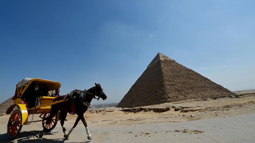 Туристический бизнес Египта в критическом состоянии