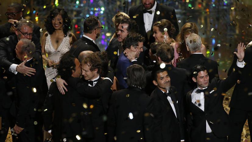 Самые яркие моменты «Оскара» в фотографиях