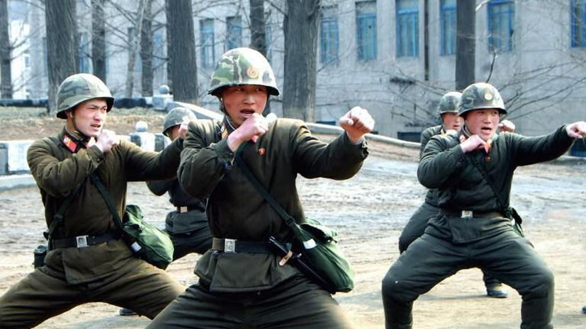 КНДР готовит армию юных бойцов, чтобы противостоять «американскому империализму»