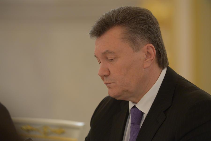 В Верховную Раду внесён законопроект об импичменте президента Украины