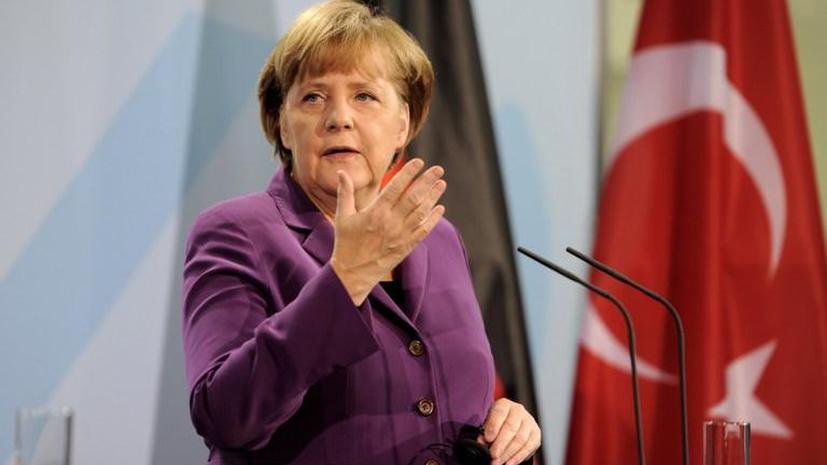 Власти Турции напомнили Ангеле Меркель, как плохо заканчивают те, кто идёт против их страны