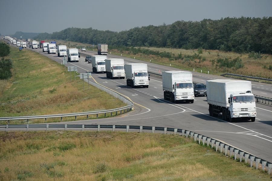 Ополчение: Диверсанты Нацгвардии планировали нападение на гуманитарный конвой из РФ