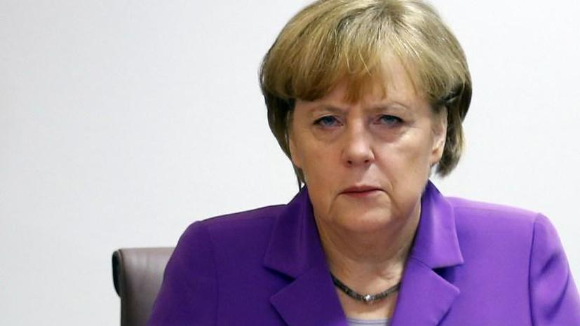 СМИ: Агентство национальной безопасности США прослушивало телефонные разговоры Ангелы Меркель с 2002 года