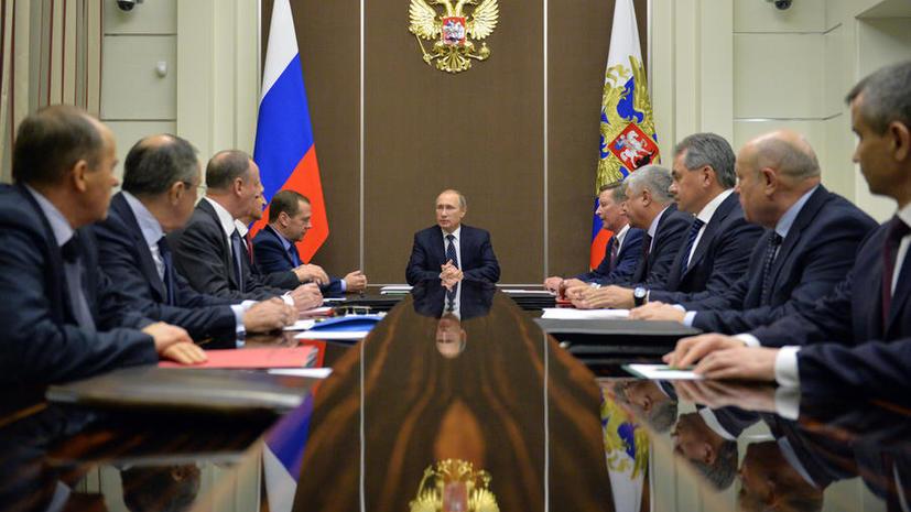 Владимир Путин: Трагедия в Париже стала очередным свидетельством варварской сущности терроризма