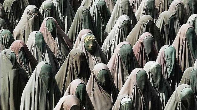 Европейские страны вслед за Францией намерены запретить ношение никаба
