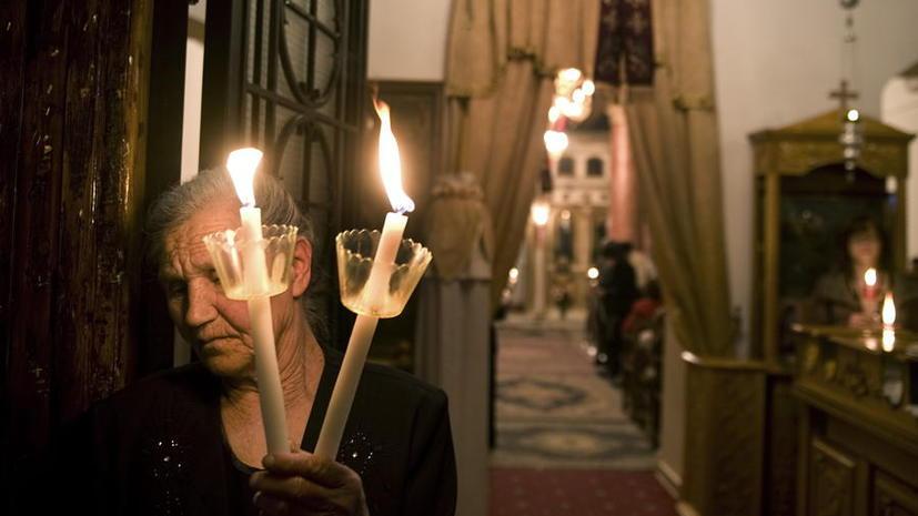 Греческая церковь отстояла право своих прихожан посещать храмы по воскресеньям