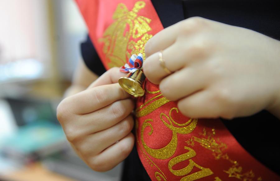 Российские школы отказались от золотых и серебряных медалей