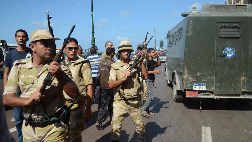 США сократят оказание военной помощи Египту