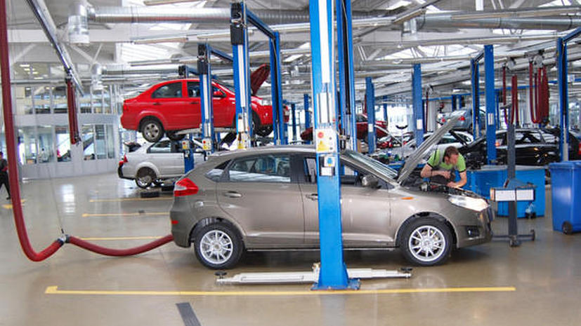 СМИ: Украина рискует остаться без автомобильной промышленности